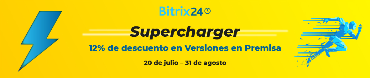 Oferta Bitrix24 edición en premisa