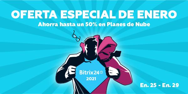 Oferta Bitrix24